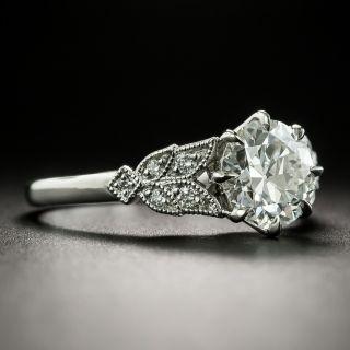 Lang Collection 1.27 Carat Diamond Engagement Ring - GIA G VS2