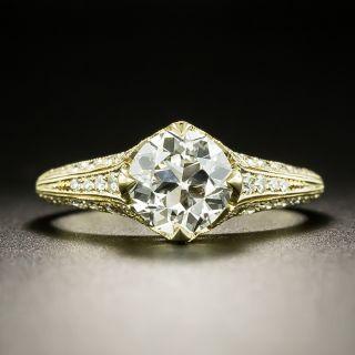 Lang Collection 1.30 Carat Diamond Engagement Ring - GIA K SI1 - 3