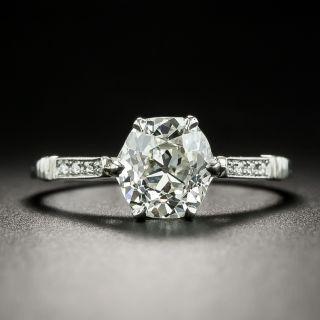 Lang Collection 1.52 Carat Diamond Ring - GIA J VS1 - 1