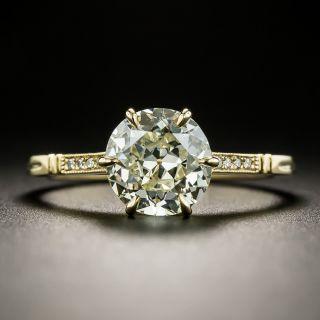 Lang Collection 1.53 Carat Diamond Engagement Ring - GIA K SI1 - 2