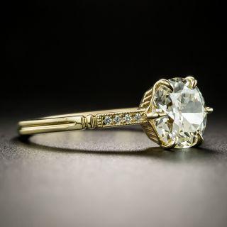 Lang Collection 1.53 Carat Diamond Engagement Ring - GIA K SI1
