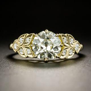 Lang Collection 1.60 Carat Diamond Engagement Ring - GIA L VS2 - 2