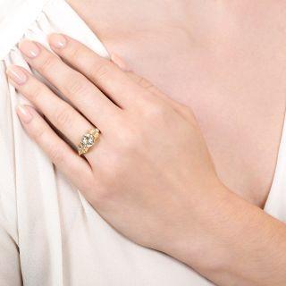 Lang Collection 1.60 Carat Diamond Engagement Ring - GIA L VS2