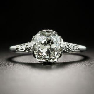 Lang Collection 1.71 Carat Diamond Ring - GIA - 2