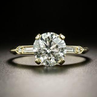 Lang Collection 2.01 Carat Diamond Engagement Ring - GIA J VS2 - 2