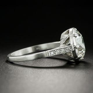 Lang Collection 3.12 Carat Diamond Engagement Ring - GIA K VS1