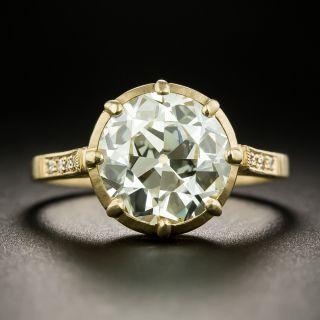 Lang Collection 3.31 Diamond Engagement Ring - GIA - 2