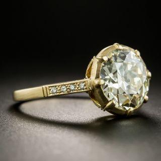 Lang Collection 3.31 Diamond Engagement Ring - GIA