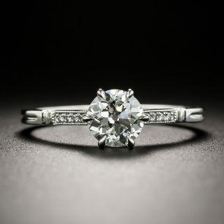 Lang Collection .79 Carat Diamond Engagement Ring - GIA I VS1 - 1