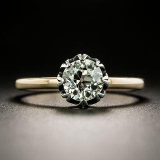 Lang Collection .86 Carat Diamond Engagement Ring - GIA  - 2