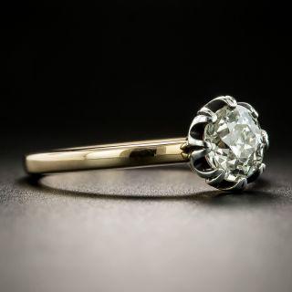 Lang Collection .86 Carat Diamond Engagement Ring - GIA