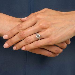 Classic 2.32 Carat Diamond Engagement Ring - GIA E VS1