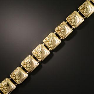 Late Victorian Gold Bracelet - 2