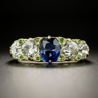 Late-Victorian Sapphire