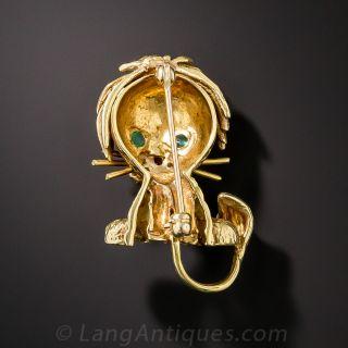 Lion Cub Pin