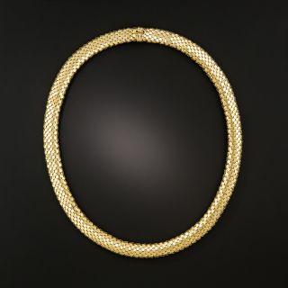 Mid-Century 'Sequin' Necklace - 1