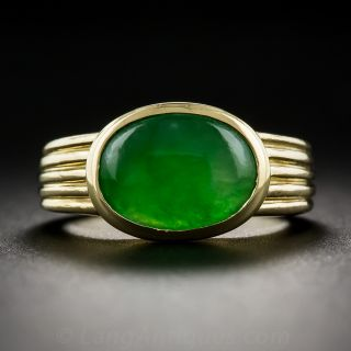 Natural Jade Ring