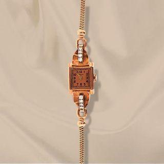 Nicolet Ladies Retro Wristwatch