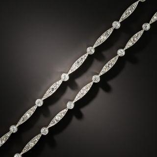 Pair Of Edwardian Diamond Bracelets - 3