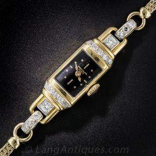 Patek Philippe Lady's Retro Wrist Watch