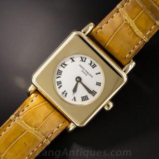 Patek Phillipe Lady's Gold Wristwatch