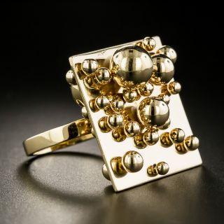 Pol Bury Kinetic Ring - 2
