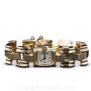 Retro Ladies Bracelet Watch