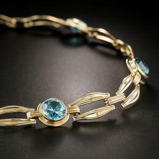 Retro Zircon Bracelet by Church & Co - 2