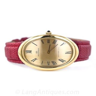 Tiffany & Co Movado Watch