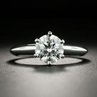 Tiffany & Co 1.26 Carat Diamond Engagement Ring, GIA F VS1 - 3