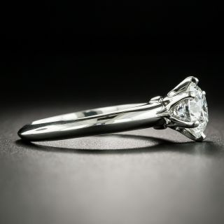Tiffany & Co. 1.26 Carat Diamond Engagement Ring, GIA F VS1