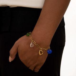 Tiffany & Co. Elsa Peretti Multi-Gem Bracelet