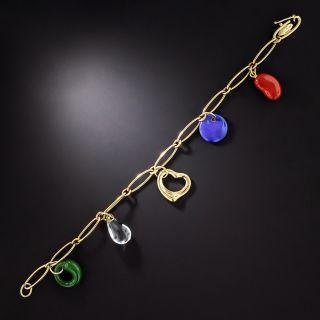 Tiffany & Co. Elsa Peretti Multi-Gem Bracelet - 1