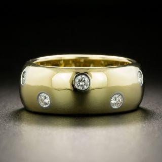 Tiffany & Co. Etoile Diamond Band, Size 5 1/4 - 2