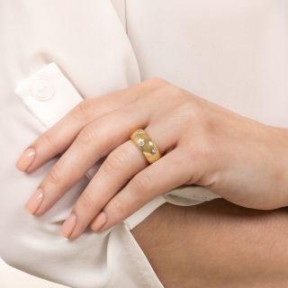 Tiffany & Co. Etoile Diamond Band, Size 5 1/4