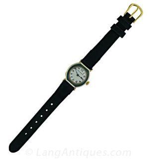 Tiffany Ladies Strap Watch