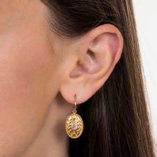 Turn of the Century Tiffany & Co Diamond Earrings