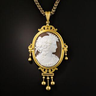 Victorian Cameo Pin/Pendant - 2