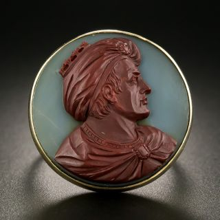 Victorian Cameo Ring - 2