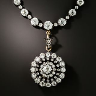 Victorian Diamond Necklace - 2