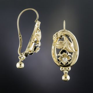 Victorian Drop Earrings