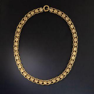 Victorian Fancy Link Chain - 2