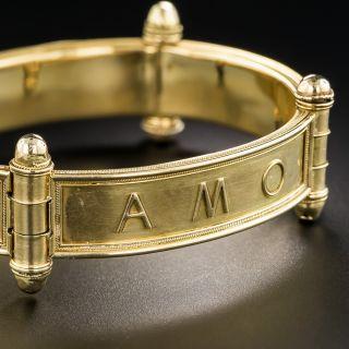 Victorian Italian Grand Tour Bracelet