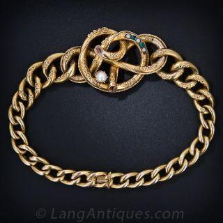 Victorian Knot Bracelet - 1