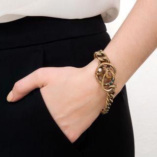 Victorian Knot Bracelet