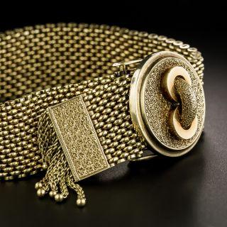 Victorian Mesh Bracelet - 2