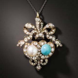 Victorian Natural Pearl