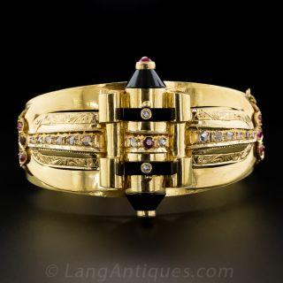 Victorian Retrospective Bracelet  - 1