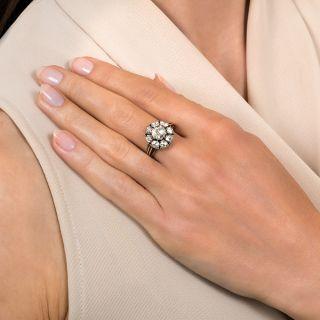Victorian Rose-Cut Diamond Ring