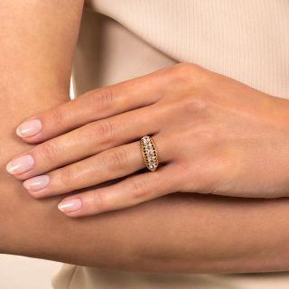 Victorian Six-Stone Diamond Ring